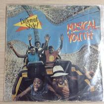 Lp Musical Youth Different Style (reggae) Meninos Da Jamaica