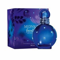 Perfume Fantasy Midnight Original 100ml - Pronta Entrega
