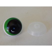 Olhos P/ Artesanato E Pelúcias Com 3,6 Cm C/ 50 Pares