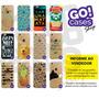 100 Cases Gocase Iphone 4/4s/5/5s/5c/6/6 Plus Por R$700,00