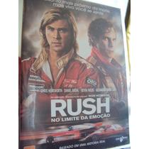 Filme Rush - No Limite Da Emoção - Niki Lauda & James Hunt