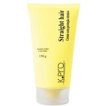 Straight Hair Protetor Térmico 150g - Kpro Cosméticos