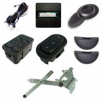 Kit Vidro Eletrico Sensorizado - Nova S10 Dianteiro
