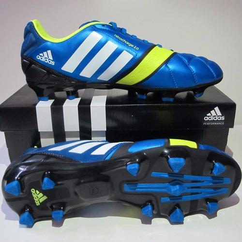 b8cfd7dc38 Chuteira Adidas Nitrocharge 2.0 Zidane Gerrard (Adidas) a BRL 449 em ...