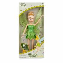 Boneca Tinkerbell Fada Sininho Disney Store Original - Bqt