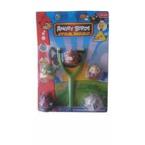 Brinquedo Personalizado Angry Birds Estilingue Star Wars