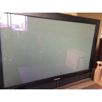 Tv Plasma Samsung 42 - Semi Nova