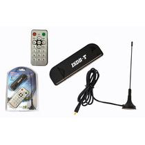 Receptor Ed Tv Digital Usb Pc Para Notebook Controle Antena