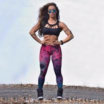 Legging Fitness Panicat Academia Caveira Labellamafia