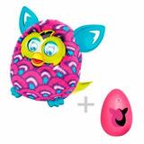 Furby Boom A6847 Português + Ovo Surpresa Original  Lacrado