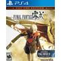 Final Fantasy 15 Type Zero 0 - Ps4 Original 1 - Promoção comprar usado  Caldas Novas
