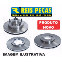 Disco Freio Ford Escort Zetec 1.8 16v Dt