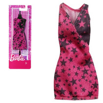 Roupa Para Boneca Barbie Fashion Dress Mattel