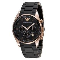 Relógio Emporio Armani Ar5905 Preto - Com Garantia***