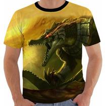 Camisa Camiseta Regata League Of Legends Renekton Lol