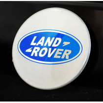 Jg 4 Calotinha Central Roda Land Rover 55mm Frete Gratis