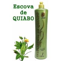 Escova De Quiabo-progressiva De Quiabo - `promoção