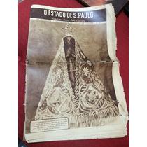 Suplemento Esp Nossa Senhora Aparecida Do Jornal O Estado Sp
