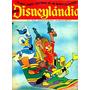 Revista Disneylândia 15 (abril-1971)-pato Donald-zé Carioca