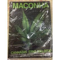Revista Maconha Capa 3d Frete Grátis !!