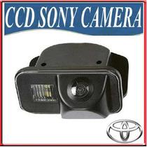 Camera De Ré Toyota Corolla Original Sensor Alta Definição