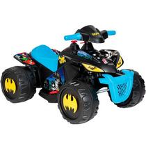 Quadriciclo Elétrico Batman 6v Bandeirante