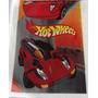 Sacola Plastica Hotwheels (10 Unidades)