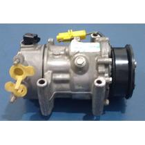Compressor Peugeot 206 307 C/ Sensor Eletro Remanufaturado