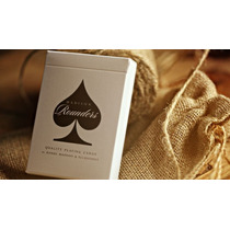 Baralho Madison Rounders Brown - Ellusionist Pôquer Mágica