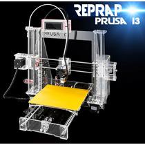 Impressora 3d Prusa - Kit - Nf Garantia E Filamento Gratis