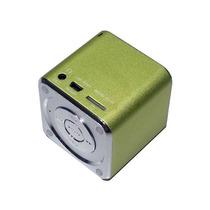 Mini Caixa De Som Com Fm E Usb Tas238-cód6048