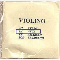 Corda Avulsa La Para Violino Mauro Calixto