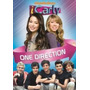 Dvd Icarly - One Direction (semi Novo)