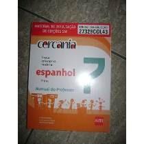 Livro Cercania Espanhol 7 Ano-ludmila Coimbra