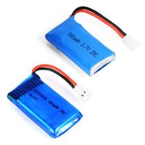Hubsan H107l H107c Atualizado 3.7v Lipo 380mah Bateria Para