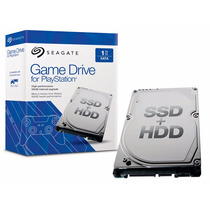 Hd Seagate Híbrido Playstation 1tb Mlc/ 8gb Stbd1000101 Box