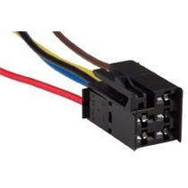 Chicote Cabo Fio Plug Botão Traseiro Vidro Elétrico Gol G3