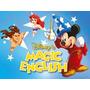 Coleção Dvd Disney Magic English Completa Barsa