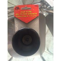 Extrator Filtro De Oleo Cta Tools 65mm/67mm