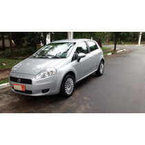 Punto Attractive 1.4 8v Flex 2012 Mb Car