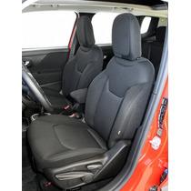 Proteja O Banco Capas Tecido Originais D Jeep Renagade Preta