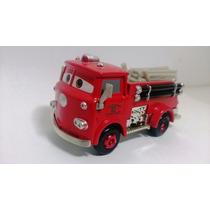 Carros 1 Red Firetruck - Bombeiro Ruivo (disney Pixar Cars)