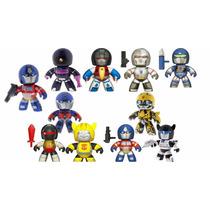 Mighty Muggs Coleção Transformers - Optimus Prime Bumblebee