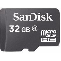 Cartão Memória Sandisk Micro Sd 32gb Sdhc Samsung Lg Nokia