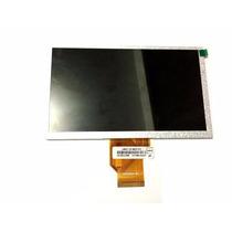 Display Lcd Qbex Zupin Tx120 7 Polegadas
