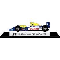 Decalque Ad 312 143 Williams Renault Fw15 Alan Prost 1993