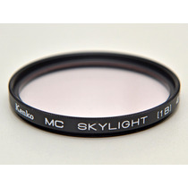 Filtro Kenko Mc Skylight (1b) 49mm (original - Excelente+++)