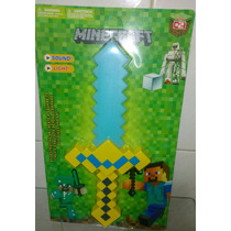 Espada + Picareta Do Minicraft