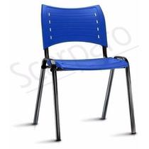 Longarinas E Cadeira Para Igreja Iso Fixa