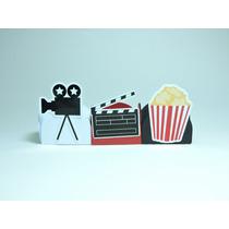 Forminhas Doces Personalizadas - Cinema